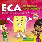 ECA ilustrado para crianças
