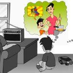 Radionovela Publicidade Infantil: Não se deixe enganar!