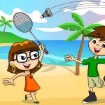 Badminton, esporte estranho?