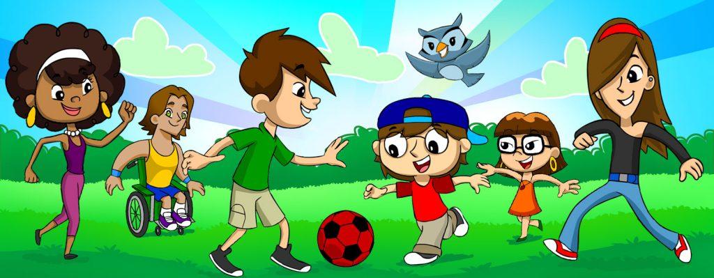 bc5fdd7648ff0 Esporte - Plenarinho - Câmara dos Deputados – o jeito criança de ser ...