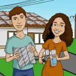 Gabriellen e Diego em defesa do meio ambiente!