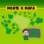 Jogo Monte o Mapa
