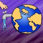 """Trabalhando o tema """"Conservação da água"""""""