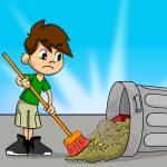 Você sabe o tamanho do seu lixo??