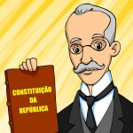 A primeira Constituição da República