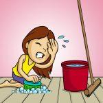 Os perigos do trabalho infantil doméstico