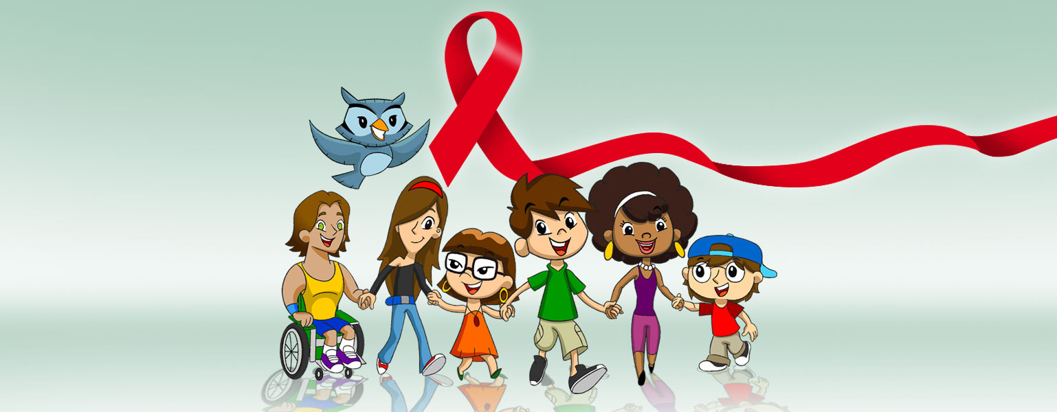 Aids - Todos contra o Preconceito