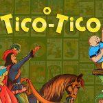 O Tico-Tico, a primeira revista em quadrinhos do Brasil