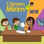 Câmara Mirim 2018: regulamento para inscrição de projetos de lei