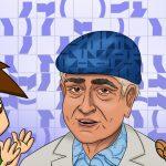 Jogo da memória: Painel de Athos Bulcão