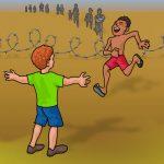 O que é: refugiado