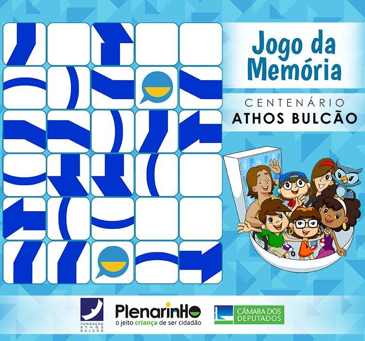 jogo-da-memoria - Athos Bulcão