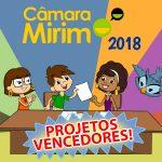 Câmara Mirim: Saiu o resultado dos três projetos que serão discutidos em 2018!