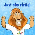 Eleitor Mirim 2018: Justinho agradece os eleitores