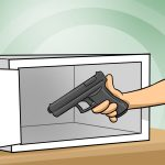Para ter arma de fogo, é preciso consciência
