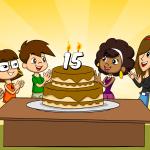 Plenarinho 15 Anos – história interativa