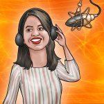 Professora Sandra Amorim: História nas ondas do rádio