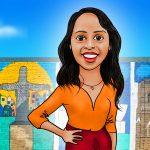 Professora Celina Gomes – transformando História em arte nos muros da escola