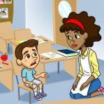 Escuta e acolhimento da criança vítima de violência sexual