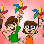 Baixe e compartilhe – trabalho infantil
