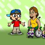 Dicas de convivência com pessoas com deficiência
