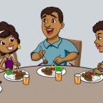 Alimentação é saúde!
