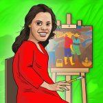 Djanira e as cores do Brasil