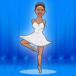 Vih Bueno: sem limites para dançar e sonhar