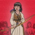 Clara Camarão, a primeira heroína indígena do Brasil