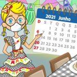 Efemérides de junho
