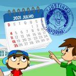 Infância e adolescência na Câmara – julho 2021